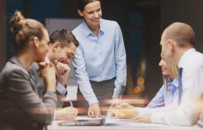 coaching sales people